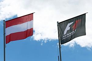 Формула 1 Результаты Гран При Австрии: стартовая решётка