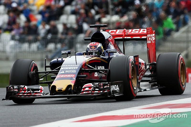 Verstappen sauve l'honneur de Renault en qualifications