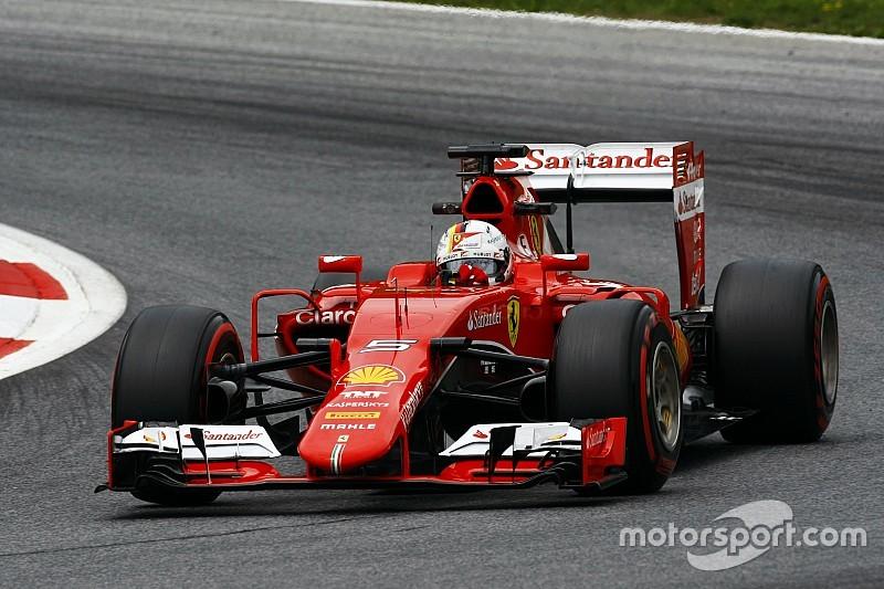 """Vettel - """"J'étais à court de magie!"""""""