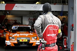 DTM Preview La lourde tâche d'Audi sur le Norisring