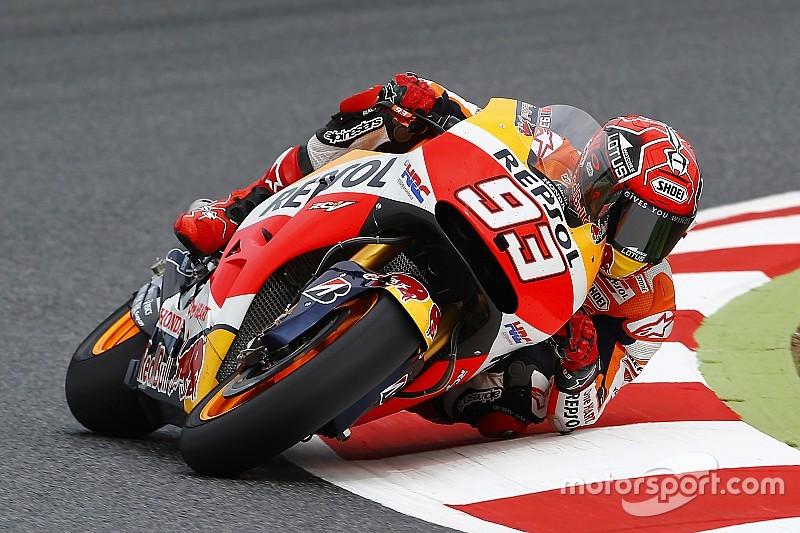 Маркес: В обострении травм рук виновен прогресс мотоциклов