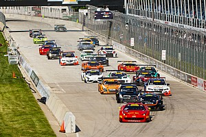 PWC Preview World Challenge returns to America's National Park of Speed