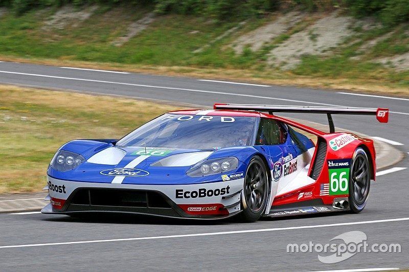 GTLM class provides ultimate opportunity for factories to race what they sell