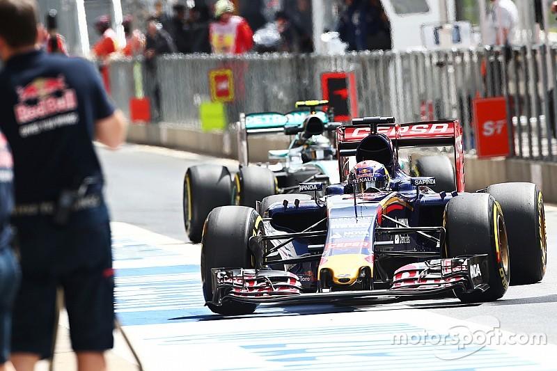 Toro Rosso espère valider sa plus grosse évolution de la saison