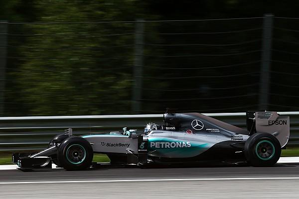 Rosberg, el mejor; Gutiérrez brilla en las prácticas
