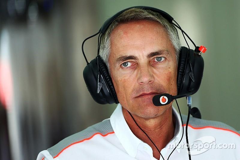 "Whitmarsh: Formula 1 will ""crash and burn"" before it gets better"
