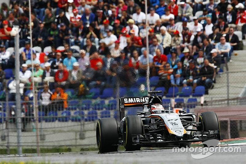 В Force India удивлены пятым местом в чемпионате