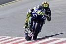 Rossi reconoce que debe mejorar en clasificación
