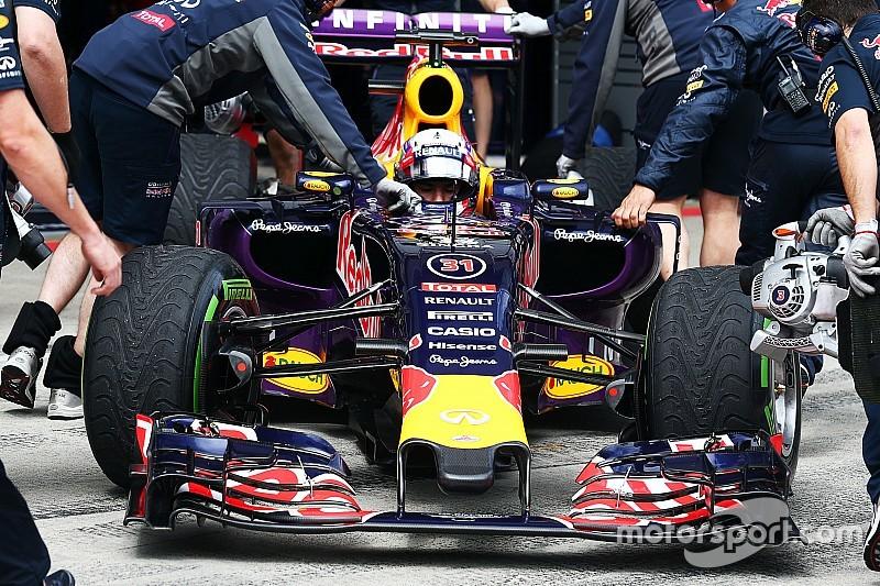 """Red Bull fait l'éloge d'un Pierre Gasly  """"excellent"""" et au niveau """"des titulaires"""""""