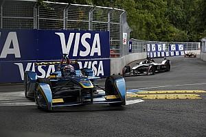 Formula E Reporte de prácticas Buemi quedó al frente antes de clasificar