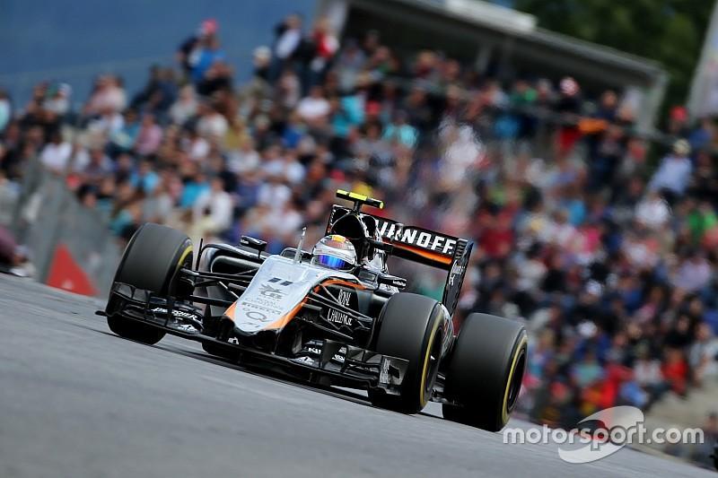 Force India готовится к первой гонке с новым шасси