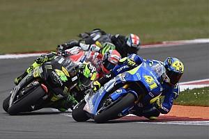 MotoGP Résumé de course Assen prouve à Suzuki que l'accélération reste son point faible