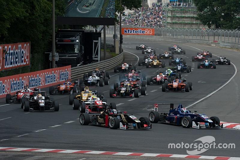Vidéo - Revivez les courses du Norisring en F3 Europe!