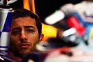 Ricciardo n'exclut pas de rejoindre Ferrari à l'avenir