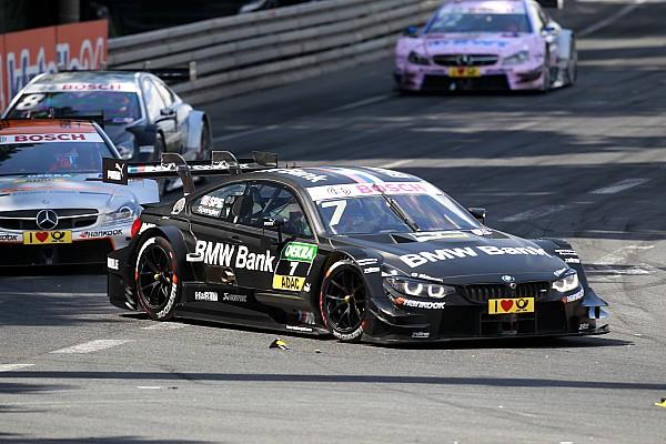 BMW a repris des couleurs au Norisring