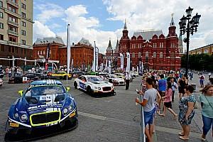 Blancpain Sprint Новость В Москве прошло открытие этапа BSS