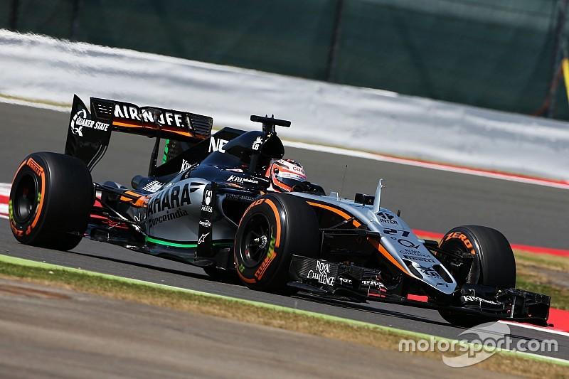 Force India - Hülkenberg et Pérez satisfaits par la VJM08-B