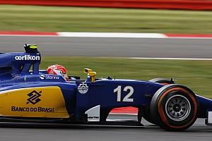 F1 Noticias de última hora Nasr se queda sin largar en Silverstone
