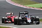 Para Alonso, el punto fortalece la moral de McLaren