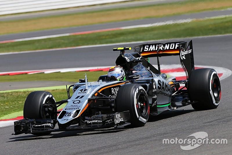 Force India suma de nuevo puntos