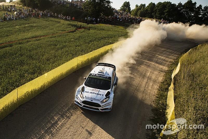 WRC satisfecho con el espectáculo