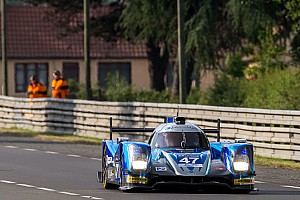 WEC Analysis Analysis: First steps for new LMP2 'baby prototypes'