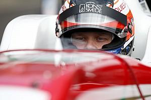 F3 Europe Qualifying report Rosenqvist and Giovinazzi share Zandvoort poles