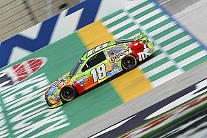 NASCAR Cup Reporte de la carrera Victoria de Kyle Busch en Kentucky