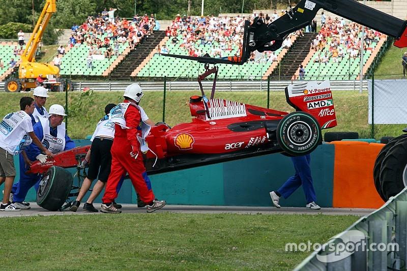 Massa - J'ai montré que je n'étais pas différent après mon accident en 2009