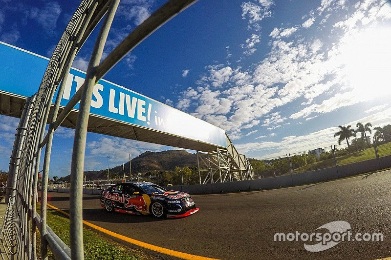 Whincup: There's light at the end of the tunnel