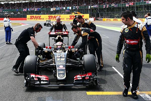 Renault и Lotus могут провести переговоры на Гран При Венгрии