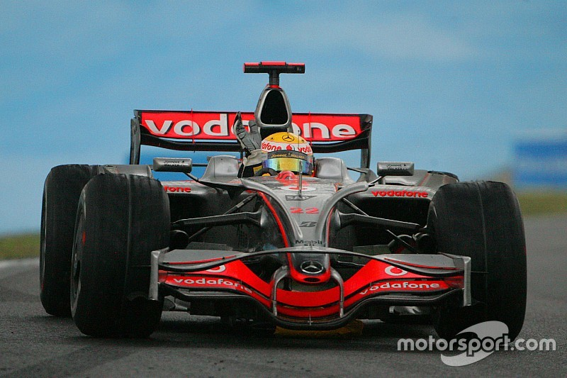 Faisons monter ces F1 dans les tours!