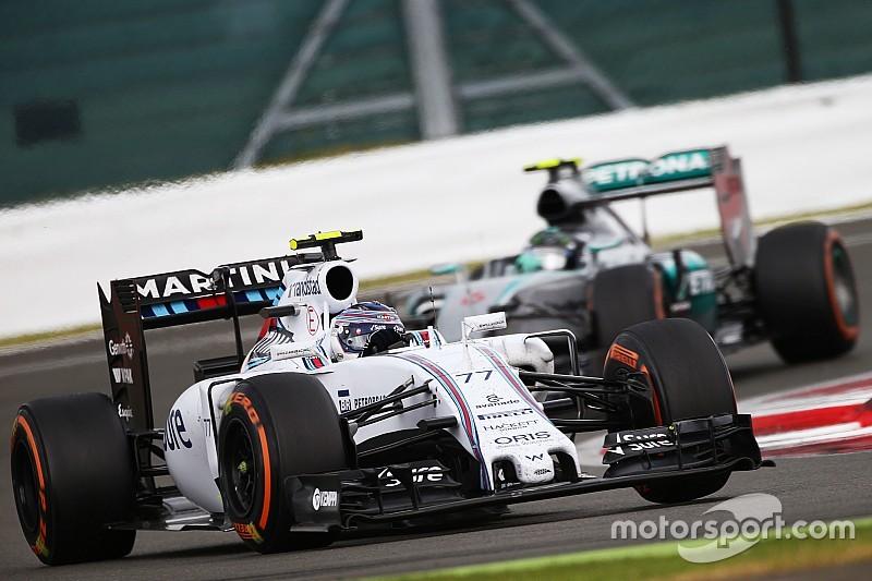 Massa - Bottas est important pour le marché des transferts