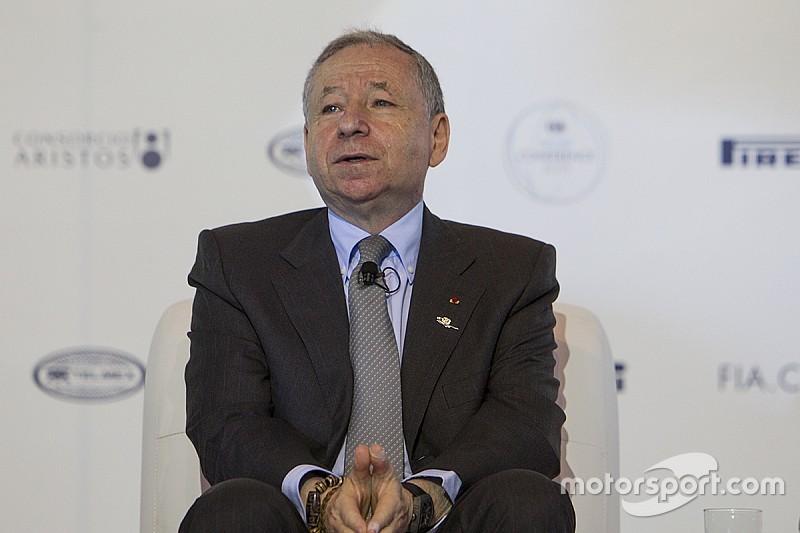 La FIA, contenta por los trabajos en México