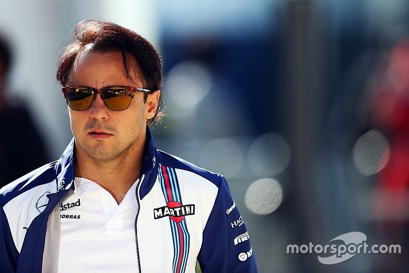 """Massa ne voit """"pas de raison"""" de quitter Williams en 2016"""