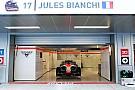 Franceses lamentam morte de Bianchi