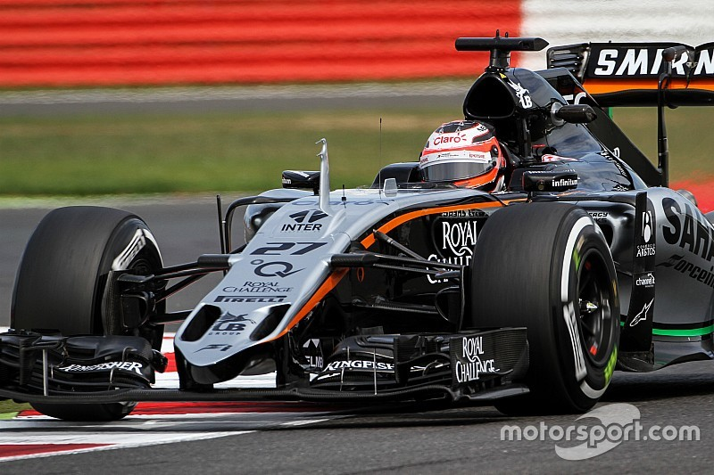 Hulkenberg dice que Force India debe seguir progresando