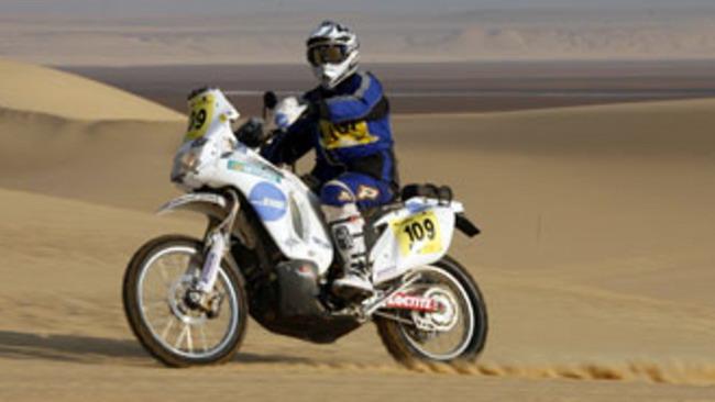 Franco Picco correrà la Dakar 2010