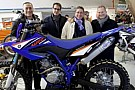 Daihatsu Terios Team supported by Yamaha