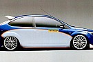 Ecco le prime immagini della Ford Focus RS!