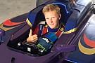 Test positivo per Fabian Scherer con la RB Racing