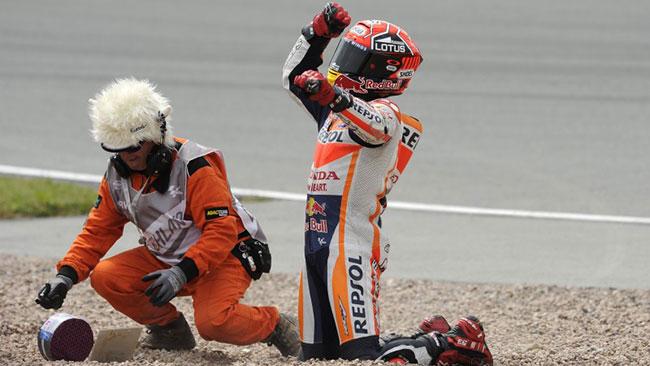 """Marquez: """"Ho lavorato duramente per vincere di nuovo"""""""