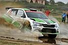 La ŠKODA Motorsport è iscritta ufficialmente all'ERC!