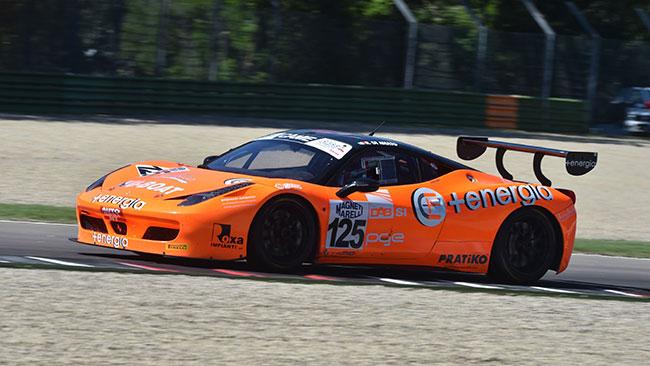Sport Made in Italy all'attacco nella gara del Mugello
