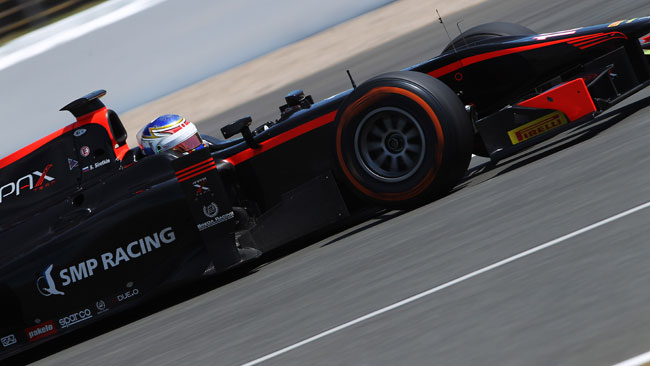 Prima pole di Sergey Sirotkin a Silverstone