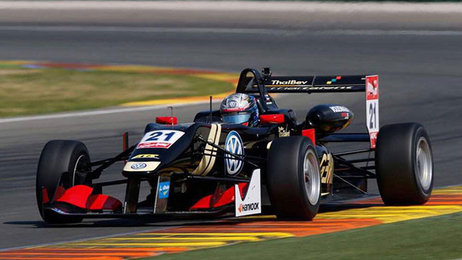 Alexander Albon in pole in Gara 2 e 3 al Norisring