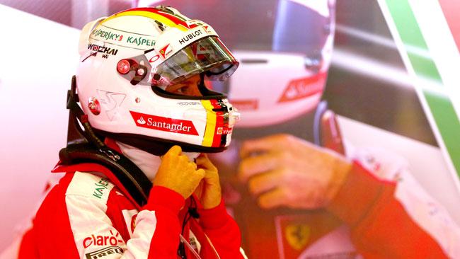 """Vettel: """"Non sono preoccupato per l'affidabilità"""""""