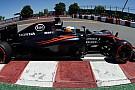 Alonso cambia motore e usa la nuova aerodinamica