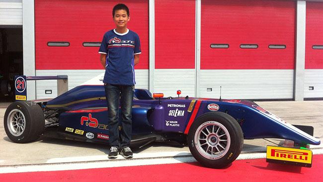Yifei Ye debutta con la RB Racing ad Imola