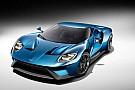 Le Mans: oggi si svelano i piani Ford GT per il 2016